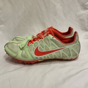 Nike zoom rival s sprint spikes!